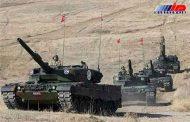 «ی پ گ» از انهدام ۴ تانک ترکیه در عفرین خبر داد