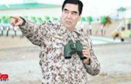 افتتاح پاسگاه مرزی جدید ترکمنستان نزدیک مرز افغانستان