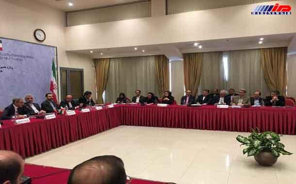 امضای چهار سند همکاری اقتصادی  بین ایران و ارمنستان