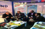 حضور واحدهای تولیدی آبادان و خرمشهر در نمایشگاه صنایع قطر