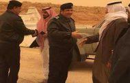 بازدید هیأت سعودی برای بازگشایی گذرگاه مرزی با عراق