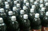 بیش از هزار شیشه یک لیتری آب زرشک تقلبی در کرمانشاه کشف شد