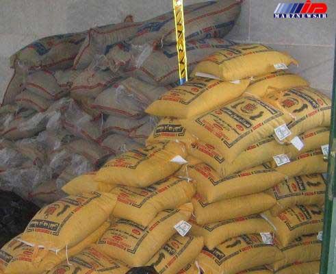 بیش از 9 میلیارد ریال برنج قاچاق در سیستان و بلوچستان توقیف شد