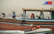 توقیف پنج فروند شناور غیر مجاز در آب های شمالی خلیج فارس