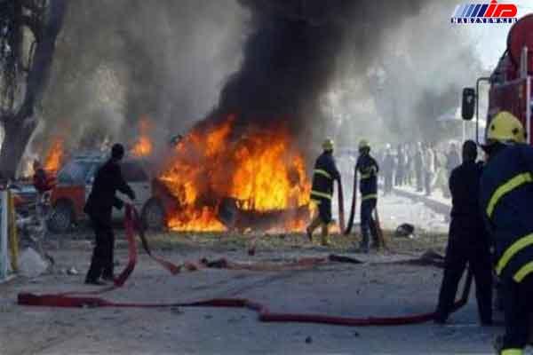 حمله مسلحانه به مرکز پلیس در الانبار