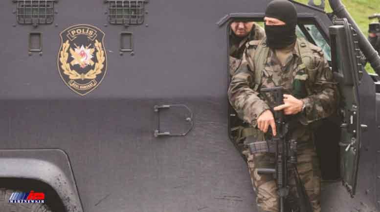 31 تبعه خارجی در استانبول به اتهام ارتباط با داعش دستگیر شدند
