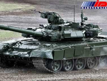 روسیه ۳۶ تانک T-۹۰ به ارتش عراق تحویل داد