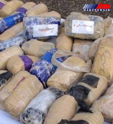 متلاشی شدن باند قاچاق مواد مخدر در عسلویه