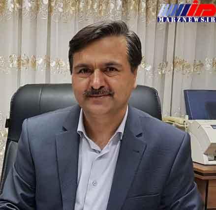محمد حمیدی به سمت فرماندار شهرستان کلاله منصوب شد