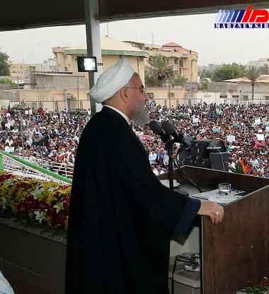مردم خونگرم هرمزگان، مرزبانان غیور ملت ایرانند