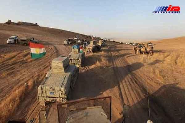 نیروهای پیشمرگه، اقلیم کردستان عراق را تهدید نفتی کردند