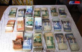 کشف بیش از 2 میلیارد ریال ارز قاچاق در شهرستان سرباز