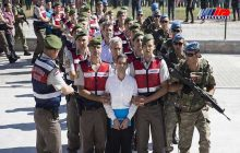 ۱۲۰ مظنون به ارتباط با کودتای سال ۲۰۱۶ ترکیه بازداشت شدند