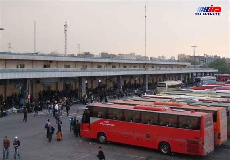 جابجایی مسافران نوروزی اردبیل توسط ۵۲ شرکت حملونقل