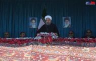 رئیس جمهور با تاکید بر نقش مرزنشینان گفت: مرزنشینان نقش پررنگی در دفع ناامنی ها دارند