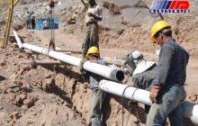 3 روستا و 2 واحد صنعتی در بیجار گازرسانی شد