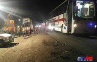 9 کشته و 36 مجروح حاصل واژگونی اتوبوس درجاده دیهوک - فردوس