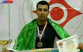 آزادی کاراته کار ایرانی از زندان اقلیم کردستان