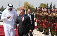 اردن روابط خود را با قطر از سر گرفت