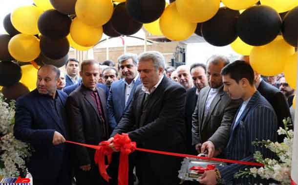 افتتاح مجتمع گردشگری شاندیز در رشت
