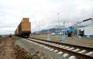 امکان ترخیص روزانه قطار باری در بارانداز آستارا فراهم شد