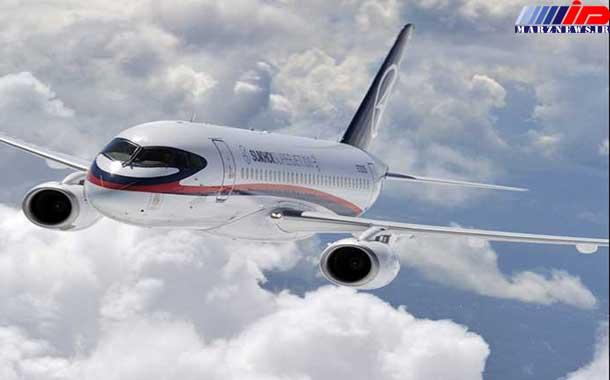 ایران از روسیه هواپیمای مسافری می خرد