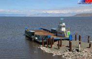 تراز دریاچه ارومیه مثبت شد