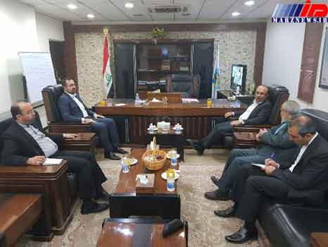 توافق 7 بندی روسای کل گمرکات ایران و عراق برای توسعه و تسهیل تجارت