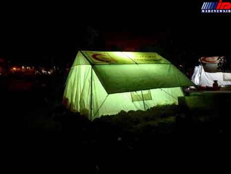 روشنایی 46 هزار کانکس و چادر در مناطق زلزله زده کرمانشاه تامین شده است