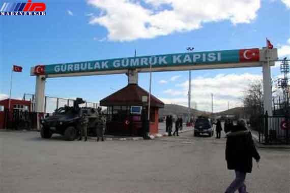 عذرخواهی رسمی گمرک گوربلاغ ترکیه به دلیل بدرفتاری با یک راننده ایرانی