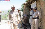 عمران، امنيت و رفع محروميت هدف سپاه در کردستان است