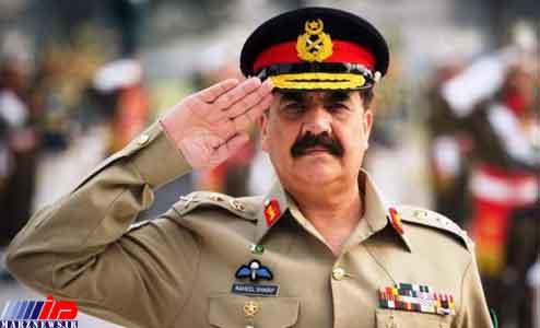 فرمانده ائتلاف عربی برای رایزنی با مقامات پاکستان وارد لاهور شد