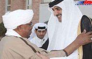 نامه امیر قطر به عمر البشیر