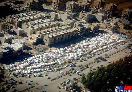 پرداخت عیدی به زلزلهزدگان کرمانشاه تا پایان سال
