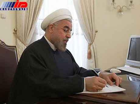 پیام تسلیت دکتر روحانی به رئیس جمهور آذربایجان