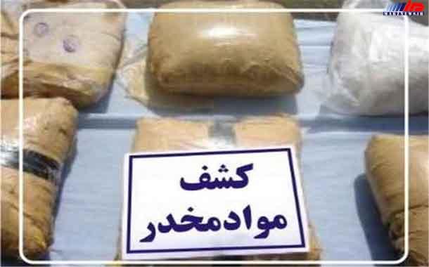 ۳ تن مواد مخدر از خرده فروشان خراسان جنوبی کشف شد