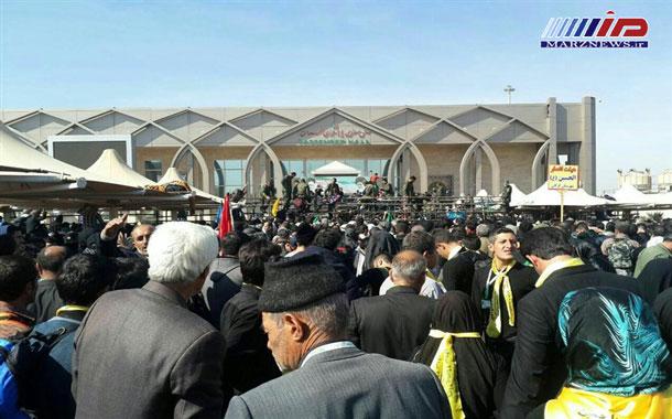 معافیت عوارض خروج زائران اربعین حسینی