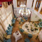 هتل رستوران خانه صادقی، فاز فرهنگی، تالار ارسی؛ محلی زیبا و خاطره انگیز برای برگزاری مراسم عقدخوانی