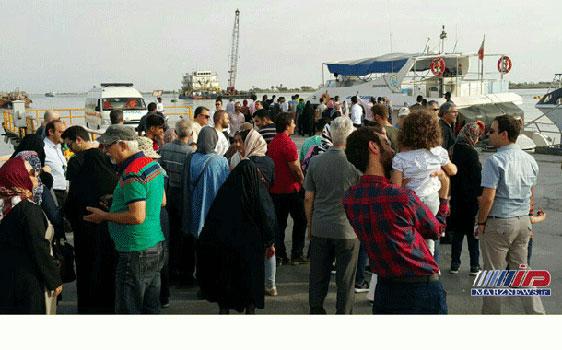 بزرگترین رخداد گردشگری دریائی استان خوزستان