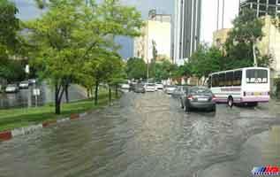 هواشناسی آذربایجان شرقی درباره وقوع سیل هشدار داد