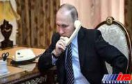 تماس تلفنی پوتین و نتانیاهو درباره سوریه
