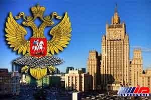 واکنش روسیه به حمله سه کشور غربی به سوریه