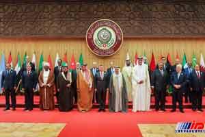 ورود سران و نمایندگان ۱۴ کشور عربی به شهر ظهران در شرق عربستان