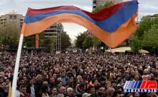 تظاهرات علیه نخست وزیر جدید ارمنستان ادامه دارد