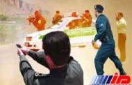 شهادت پلیس در درگیری با قاتل 4 نفر