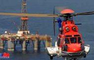 پیکر خلبان بالگرد شرکت نفت پیدا شد