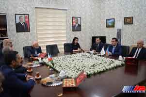 دانشگاه خوارزمی با دانشگاه نفت باکو قرار داد امضا کرد