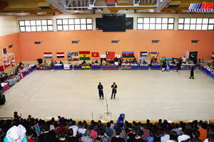 جشنواره فرهنگ ملل در دانشگاه بیلکنت آنکارا برگزار شد