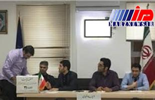 انتخاب دبیر انجمن اسلامی دانشجویان در مسکو