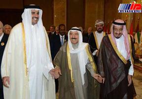کویت وساطت برای حل مناقشه منطقه را از سر می گیرد